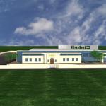 Reabilitação de edifício industrial