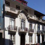 edifício reabilitado para habitação