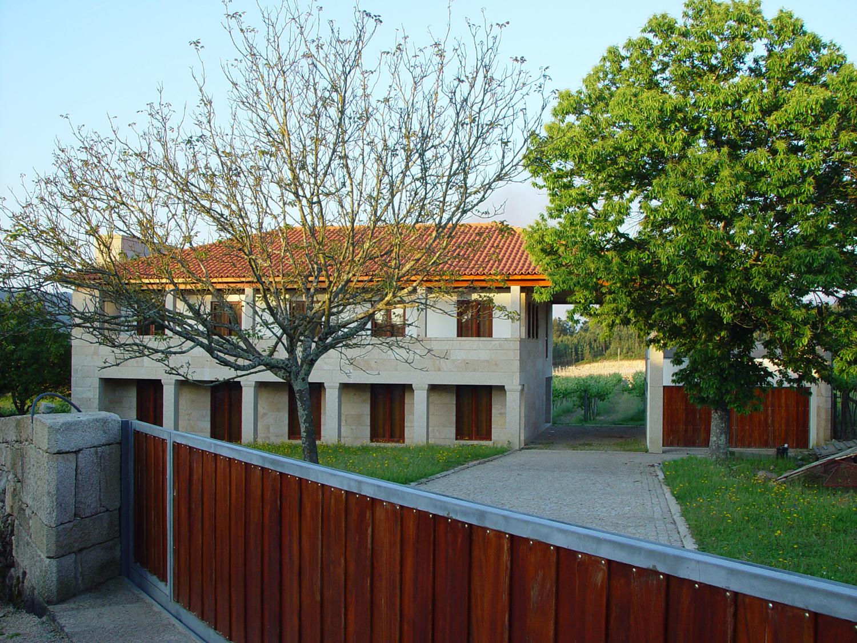 Casa em Santo Amaro - Vista da entrada da casa