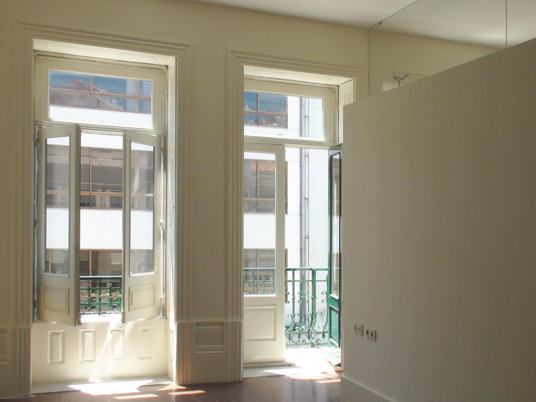 Apartamentos em Álvares Cabral - Vista da sala comum