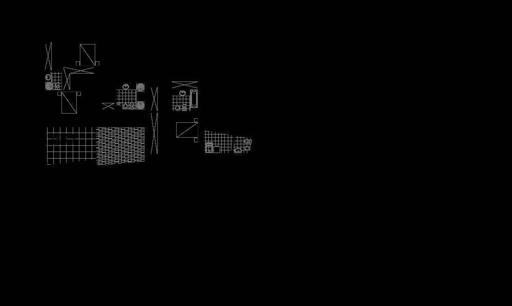 Casa na aldeia Nova - Planta do andar