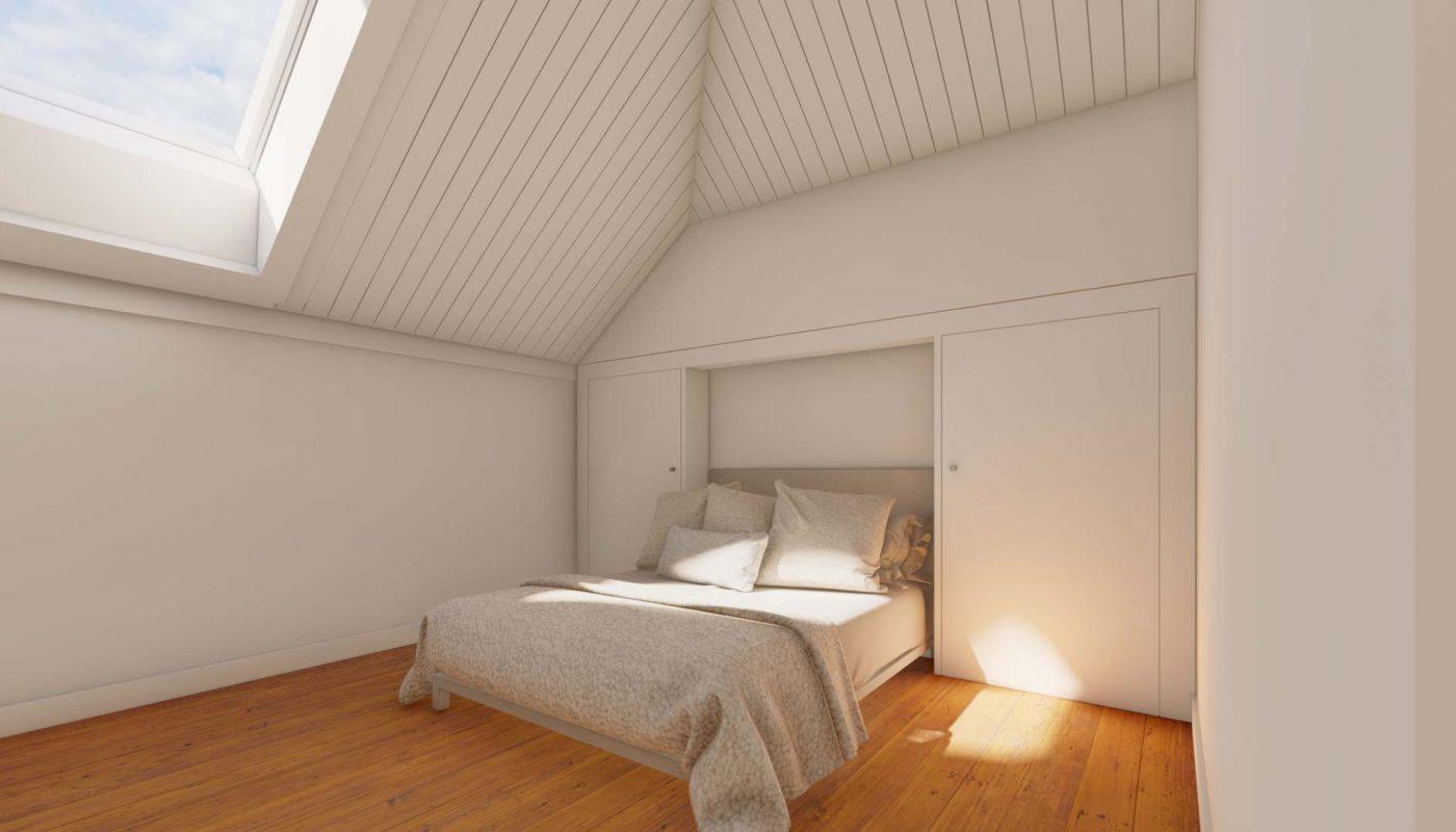 Apartamentos-Boavista-mansarda-quarto