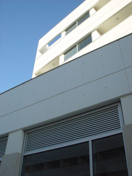 Quinta do Choupelo - Detalhes de fachada