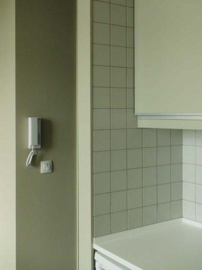 Reconversão apartamentos detalhe cozinha